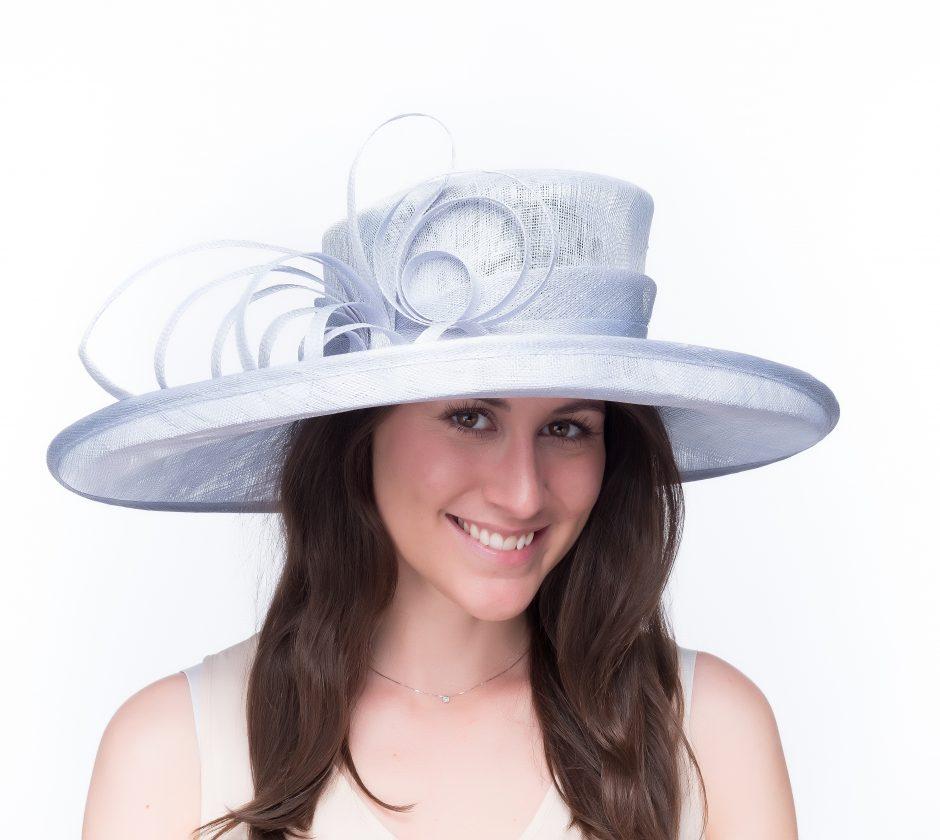 124541b97c JF334- Ireland Star Wedding Hat Powder Blue – Mother of the Bride ...